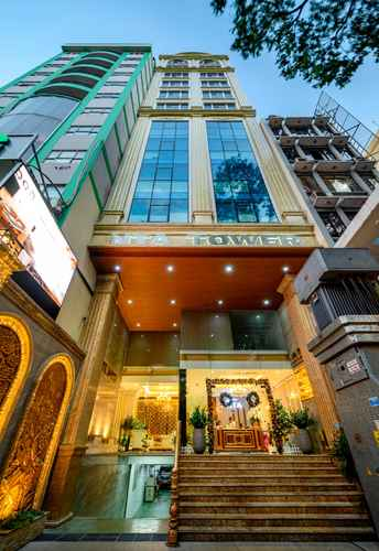 EXTERIOR_BUILDING NTA Serviced Apartments