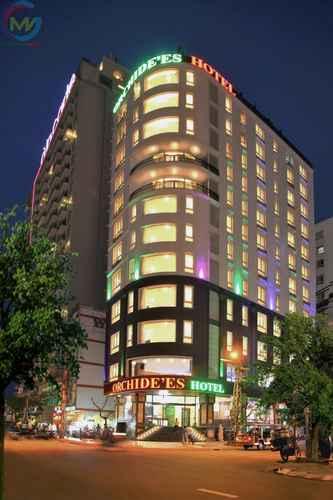 EXTERIOR_BUILDING Khách sạn căn hộ Orchide'es