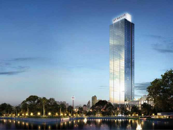EXTERIOR_BUILDING The St Regis Kuala Lumpur