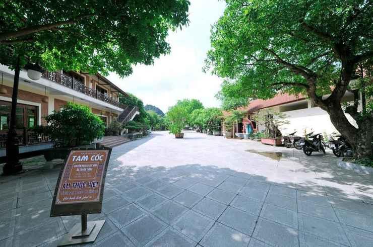 LOBBY Khách sạn Tam Cốc Gecko Garden