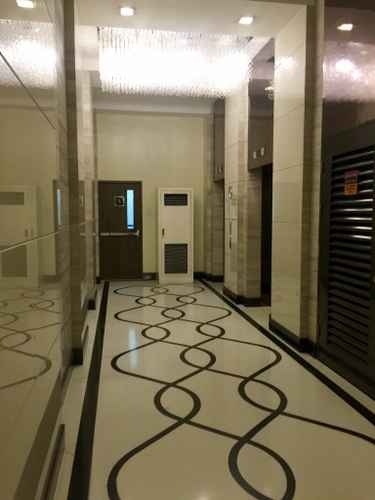 LOBBY Morgan Suites Executive Residence Mckinley Hill BGC