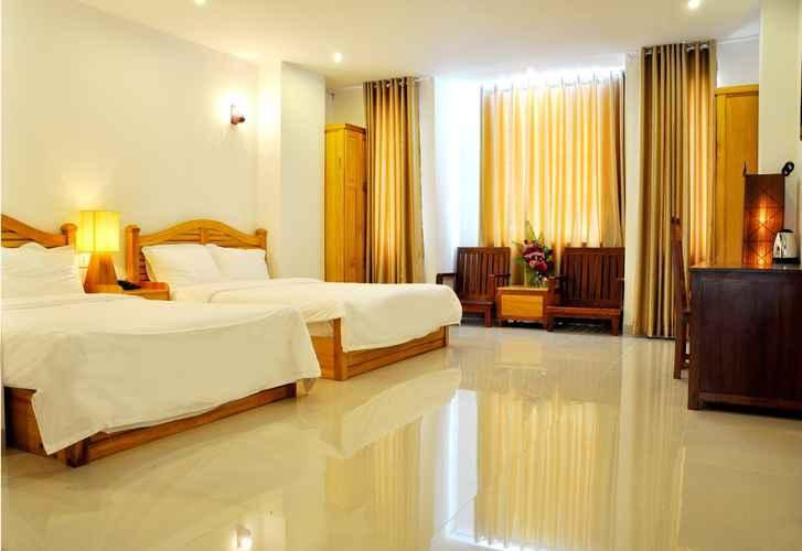 BEDROOM Khách sạn White Lion Nha Trang