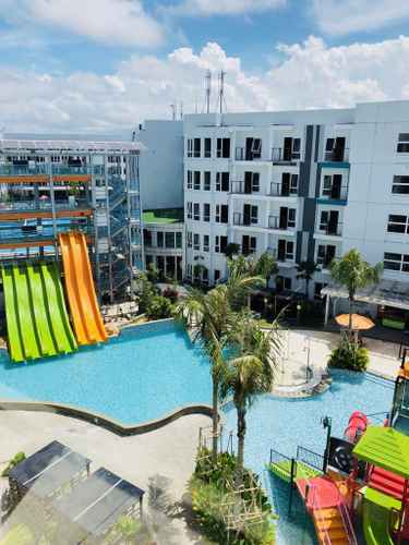 ENTERTAINMENT_FACILITY Apartemen Pentapolis Balikpapan