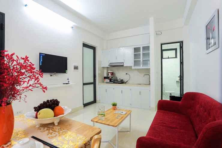LOBBY Alaya Serviced Apartment 4