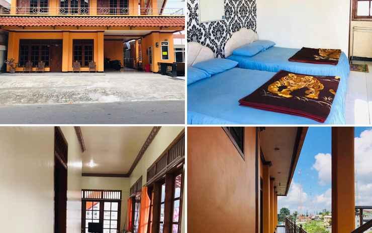 Hotel Handini near Telaga Sarangan Magetan -