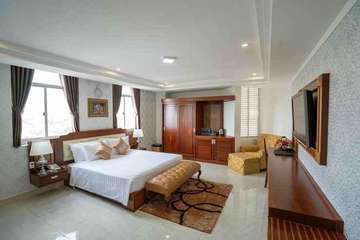 BEDROOM Khách sạn Đức Long Gia Lai