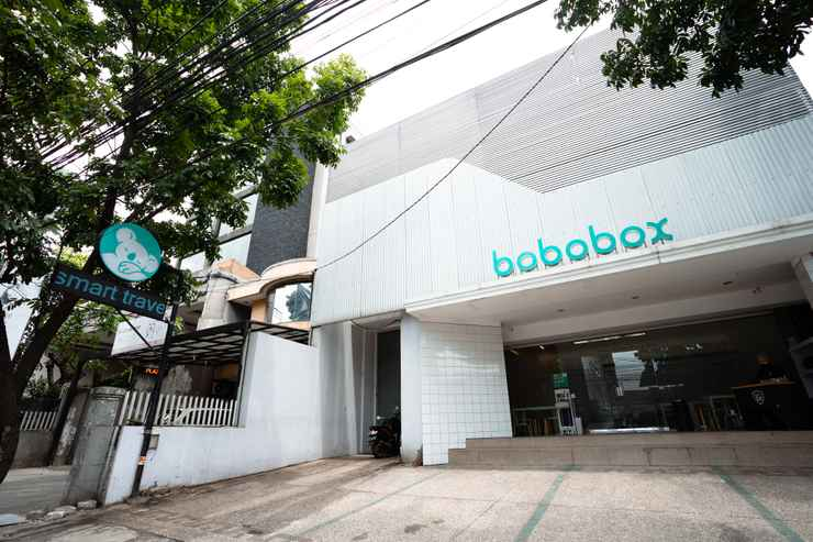 EXTERIOR_BUILDING Bobobox Pods Paskal