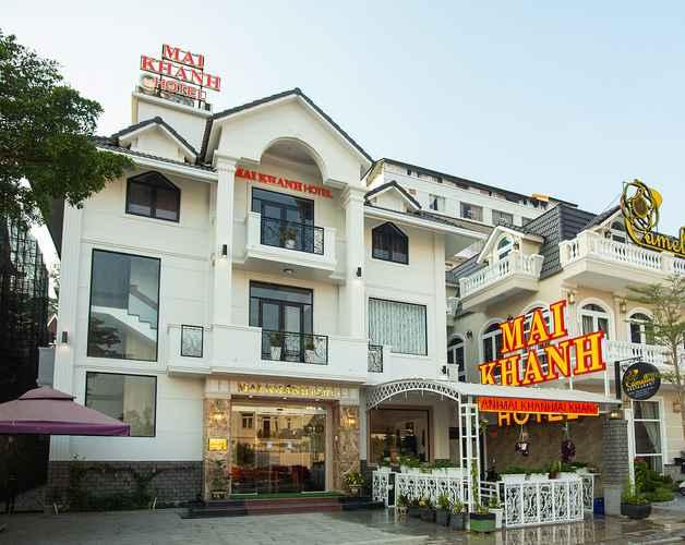EXTERIOR_BUILDING Khách sạn Mai Khanh Đà Lạt