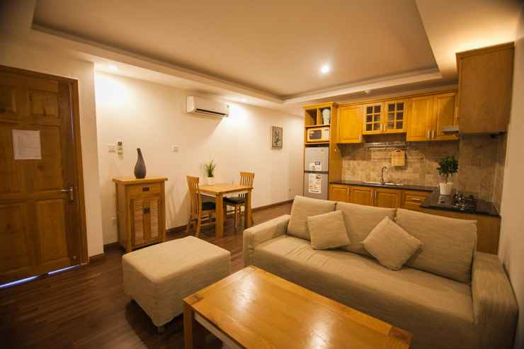 BEDROOM Merin City Suites Apartment