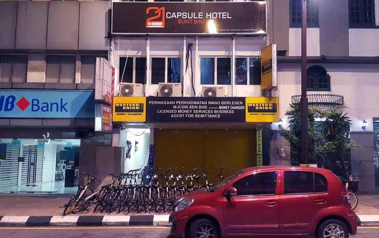 21 Capsule Hotel Bukit Bintang Kuala Lumpur -