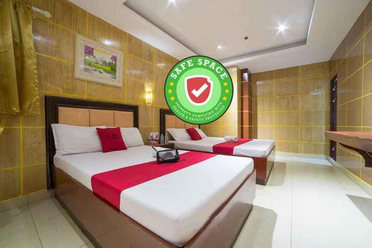 BEDROOM RedDoorz near Araneta Center Quezon City