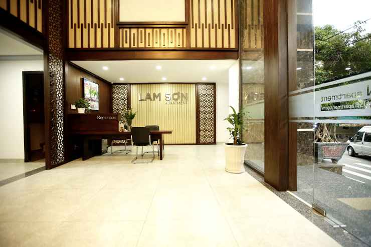 LOBBY City House Apartment - Lam Sơn