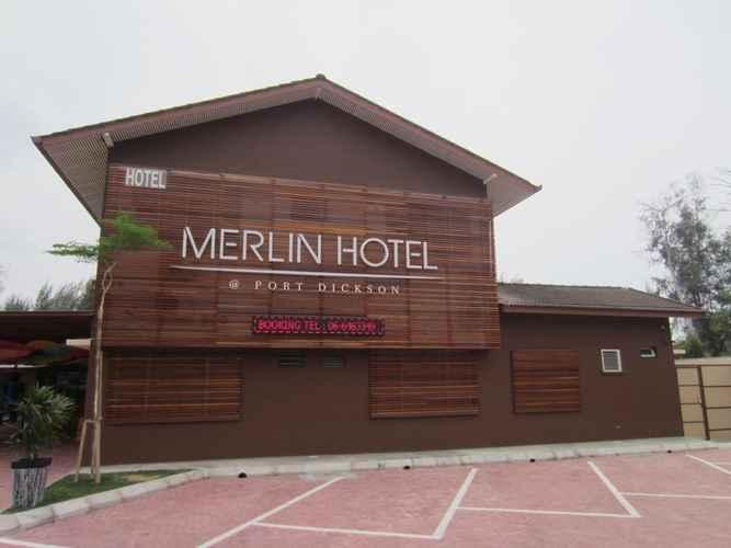 EXTERIOR_BUILDING Merlin Hotel Port Dickson