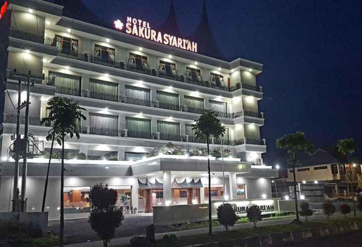 LOBBY Hotel Sakura Syariah Lubuk Basung