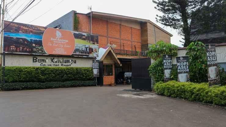 EXTERIOR_BUILDING Bumi Katulampa - Convention Resort