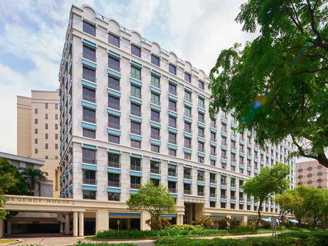 EXTERIOR_BUILDING Regency House by Far East Hospitality
