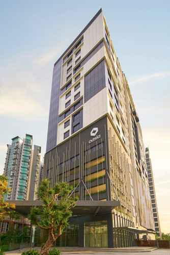EXTERIOR_BUILDING Oasia Residence Singapore by Far East Hospitality