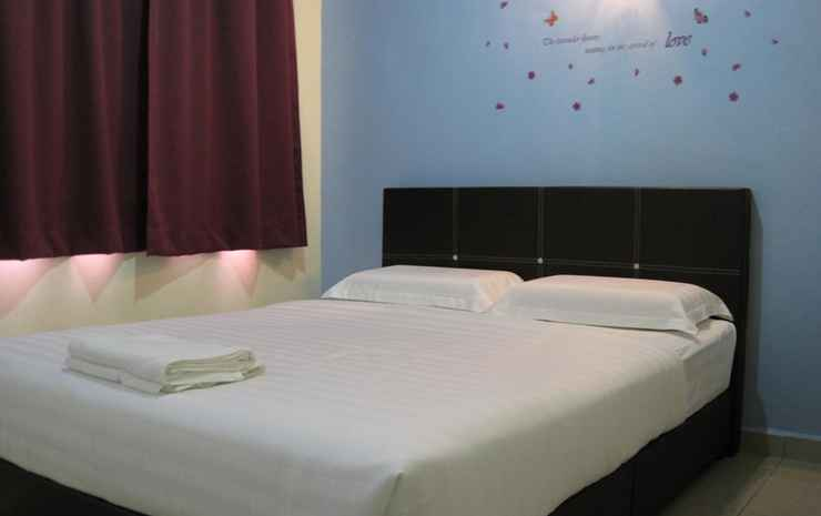 Max Inn Hotel Johor - Double Room without Window