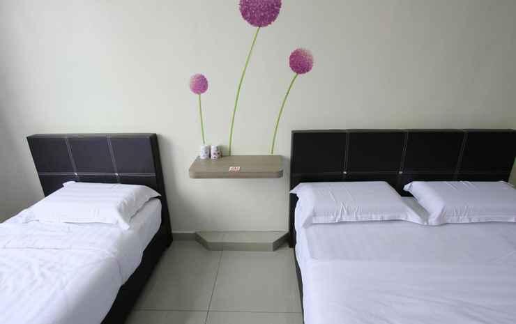 Max Inn Hotel Johor - Deluxe Family Room