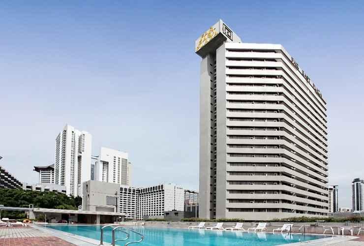 EXTERIOR_BUILDING Far East Plaza Residences by Far East Hospitality