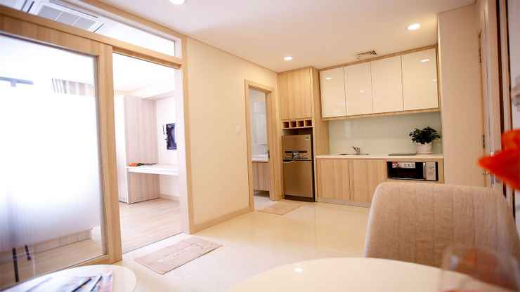 LOBBY City House Apartment - Saigon Paramount II