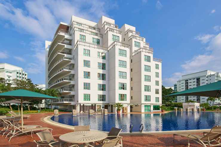 LOBBY Village Residence Hougang by Far East Hospitality