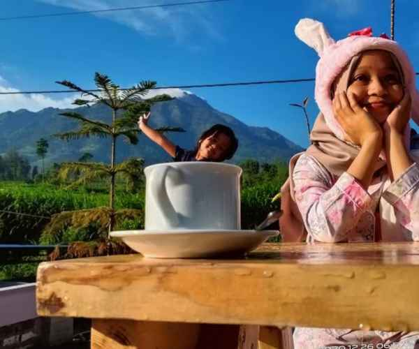 VIEW_ATTRACTIONS Twin Volcanoes Homestay