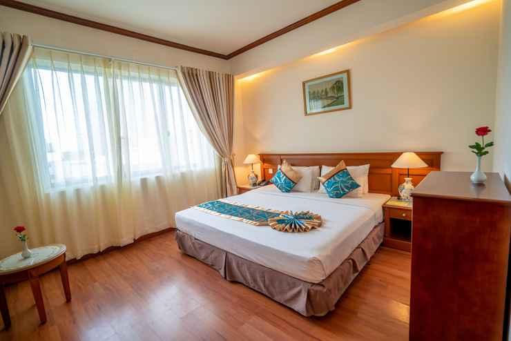 BEDROOM Oscar Saigon Hotel