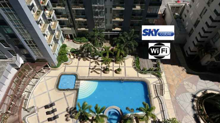 VIEW_ATTRACTIONS 2BR Condo One Palm Tree Newport City Pasay