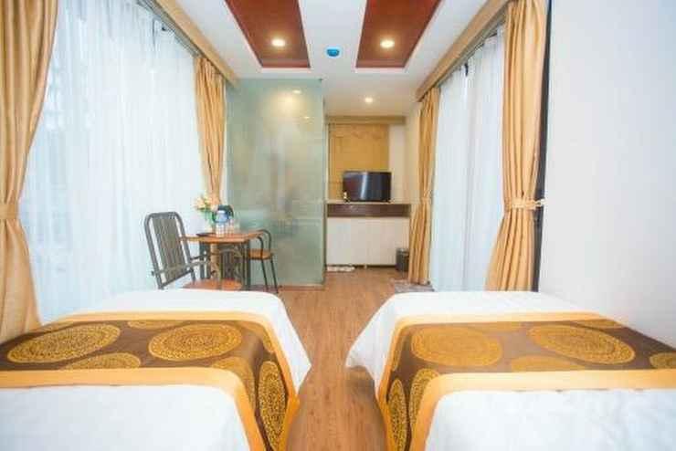 BEDROOM Why Not Hostel Quang Binh