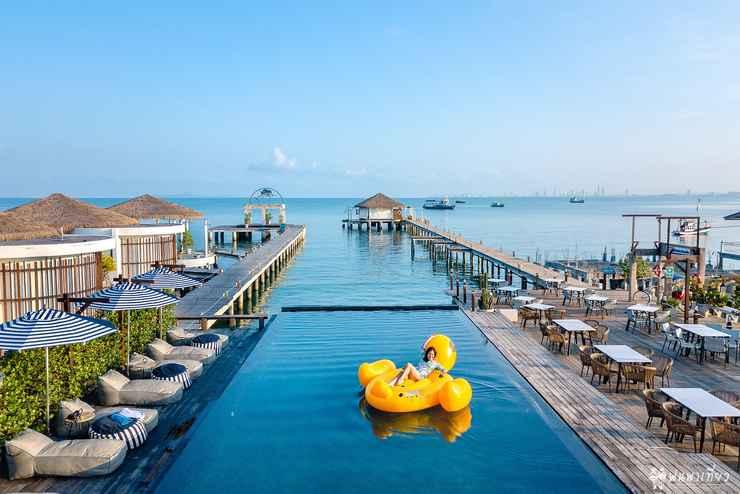 SWIMMING_POOL Kept Bangsaray Hotel Pattaya