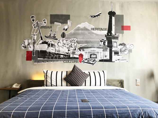 BEDROOM The Amartya Jogjakarta Hotel