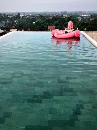 SWIMMING_POOL The Amartya Jogjakarta Hotel