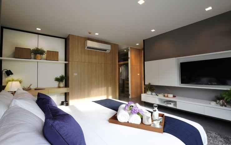 Alix Bangkok Hotel Bangkok - Three Bedroom Royal Suites Room Only