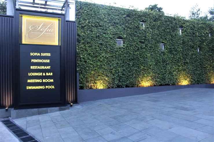 EXTERIOR_BUILDING Sofia Boutique Residence