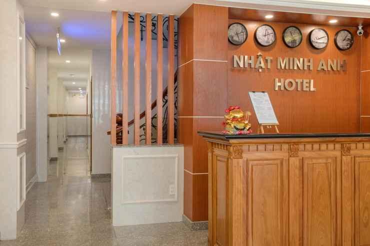 LOBBY Khách sạn Nhật Minh Anh