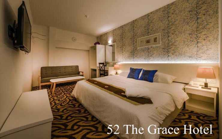 52 The Grace Hotel Johor - Deluxe Room (Without Window)