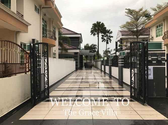 EXTERIOR_BUILDING The Grace Villa