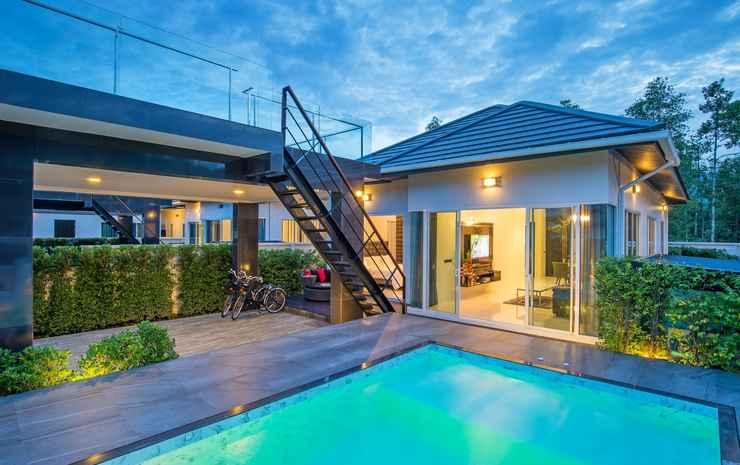The Haven Krabi Krabi - 3 Bedrooms Private Pool Villa V3