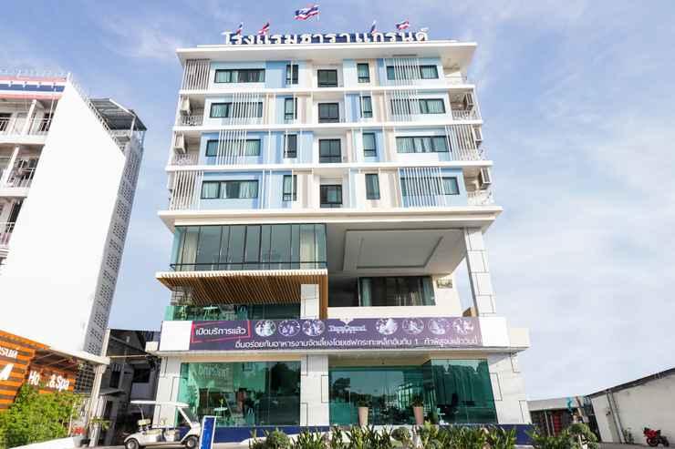 EXTERIOR_BUILDING Tara Grand Hotel