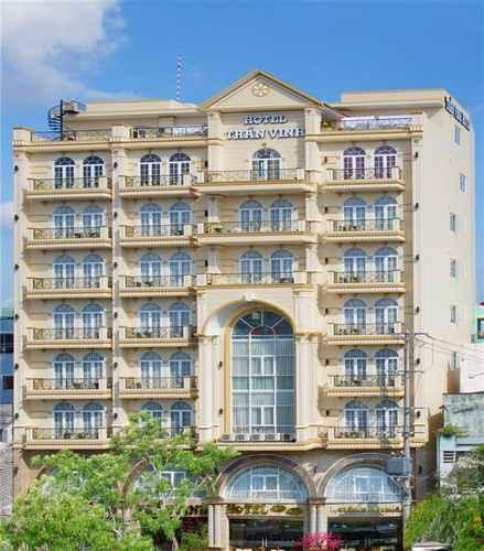 EXTERIOR_BUILDING Tran Vinh Hotel Bac Lieu