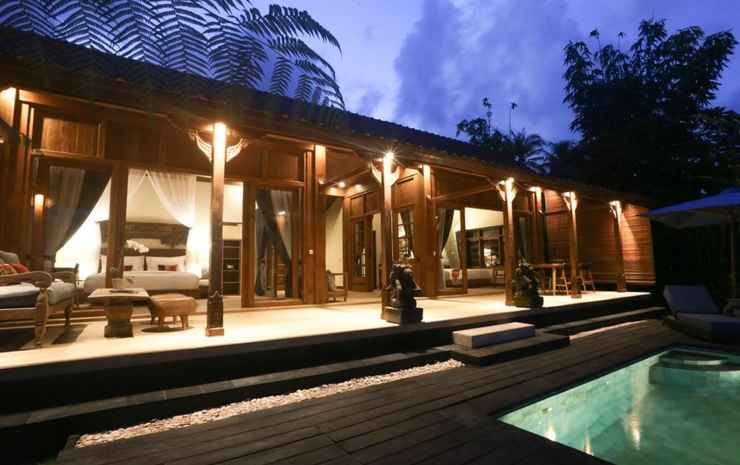 Ubud Valley Boutique Resort Bali - Two-Bedroom Private Pool Villa with Valley View