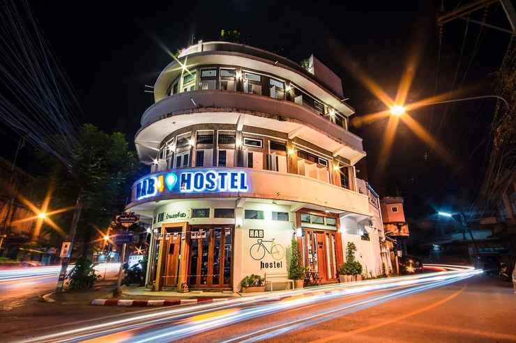 EXTERIOR_BUILDING HAB40 Hostel