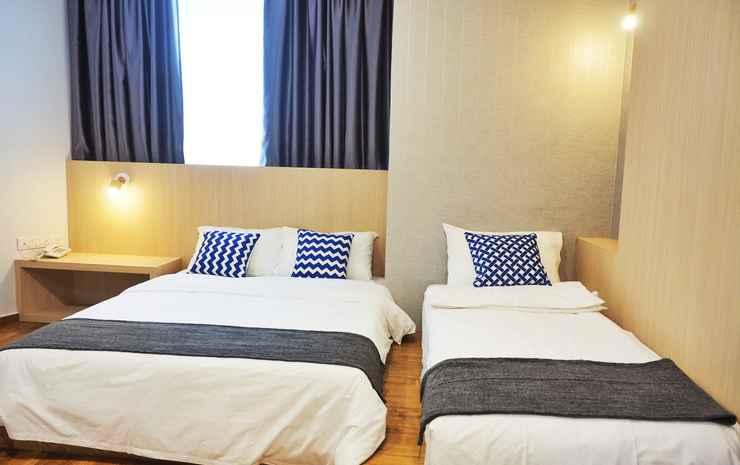 The Tree Hotel Johor - Triple Room