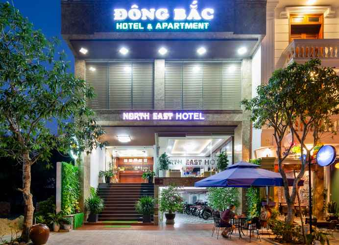 EXTERIOR_BUILDING Dong Bac Hotel