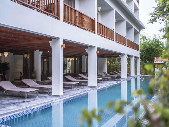 SWIMMING_POOL Khách sạn Vĩnh Hưng Old Town