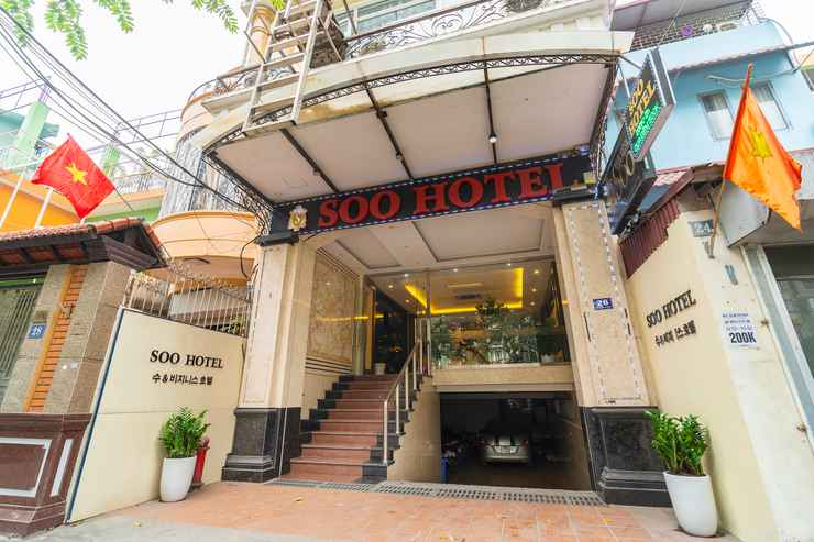 EXTERIOR_BUILDING SOO Hotel Hanoi