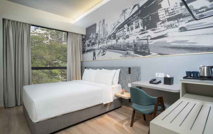 Travelodge Bukit Bintang Kuala Lumpur - Superior Double or Twin - flash room only