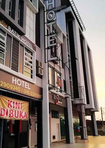 EXTERIOR_BUILDING Sri Batik Hotel