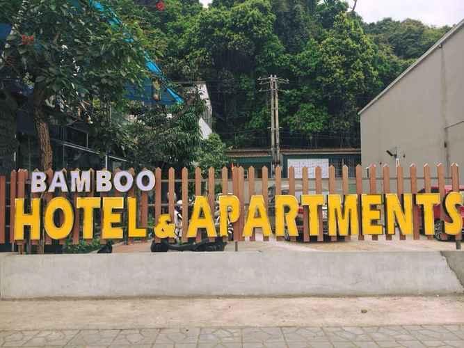 EXTERIOR_BUILDING Bamboo Hotel & Apartment